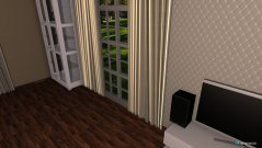 Raumgestaltung Entwurf 23.01. in der Kategorie Wohnzimmer