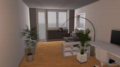 Raumgestaltung Entwurf 2 in der Kategorie Wohnzimmer