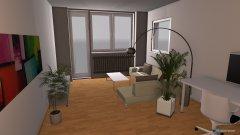 Raumgestaltung Entwurf 6 in der Kategorie Wohnzimmer