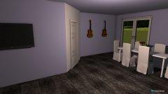 Raumgestaltung Entwurf Tabea in der Kategorie Wohnzimmer