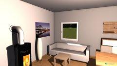 Raumgestaltung Entwurf02 in der Kategorie Wohnzimmer