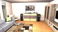 Raumgestaltung Entwurf_1_1 in der Kategorie Wohnzimmer