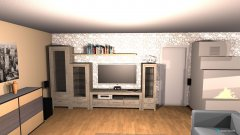 Raumgestaltung Entwurf_2 in der Kategorie Wohnzimmer
