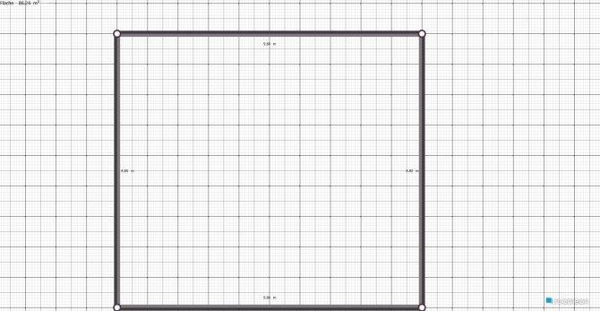Raumgestaltung Enzian Test in der Kategorie Wohnzimmer
