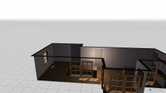Raumgestaltung Erker in der Kategorie Wohnzimmer