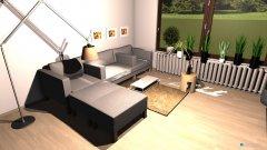 Raumgestaltung erle in der Kategorie Wohnzimmer
