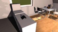 Raumgestaltung Erste eigene Wohnung in der Kategorie Wohnzimmer