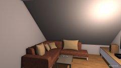 Raumgestaltung erste idee in der Kategorie Wohnzimmer