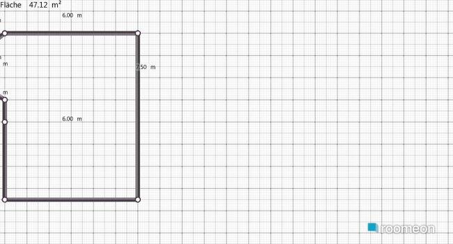 Raumgestaltung Erstentwurf in der Kategorie Wohnzimmer