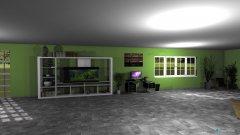 Raumgestaltung Erster raum in der Kategorie Wohnzimmer