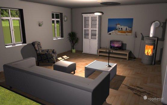 Raumgestaltung erster Test in der Kategorie Wohnzimmer