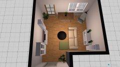 Raumgestaltung erstes-wozi in der Kategorie Wohnzimmer