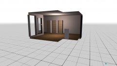 Raumgestaltung erstversuch - wohnzimmer in der Kategorie Wohnzimmer