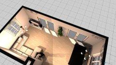 Raumgestaltung Esszimmer in der Kategorie Wohnzimmer