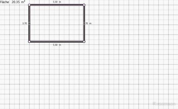 Raumgestaltung ETW in der Kategorie Wohnzimmer
