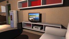 Raumgestaltung Etw_Wohnzimmer in der Kategorie Wohnzimmer