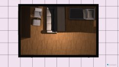 Raumgestaltung Evelyn in der Kategorie Wohnzimmer