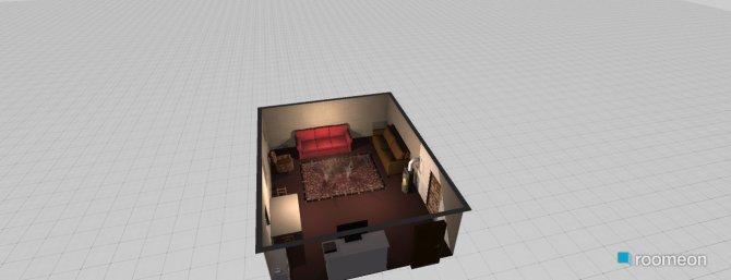Raumgestaltung f1 in der Kategorie Wohnzimmer