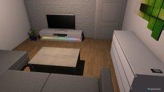 Raumgestaltung Fabi Zimmer in der Kategorie Wohnzimmer