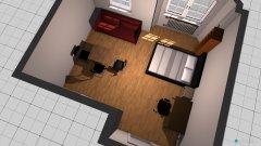 Raumgestaltung Fabrice Wohnung in der Kategorie Wohnzimmer