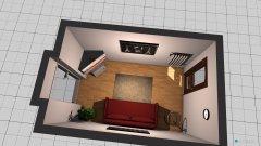 Raumgestaltung Fabrice Zimmer in der Kategorie Wohnzimmer