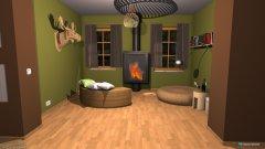 Raumgestaltung Familie Meyer in der Kategorie Wohnzimmer