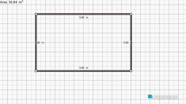 Raumgestaltung family room in der Kategorie Wohnzimmer