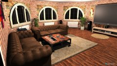 Raumgestaltung Fantasy Room in der Kategorie Wohnzimmer