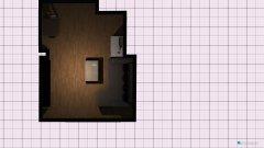Raumgestaltung Fasanenweg 43 Wohnzimmer in der Kategorie Wohnzimmer
