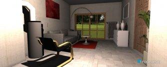 Raumgestaltung Fatma  in der Kategorie Wohnzimmer
