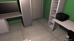 Raumgestaltung FB Zimmer in der Kategorie Wohnzimmer