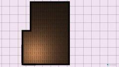 Raumgestaltung Feldhaus in der Kategorie Wohnzimmer