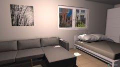 Raumgestaltung FELIX ZIMMERwael  in der Kategorie Wohnzimmer