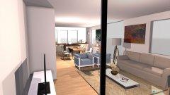 Raumgestaltung Ferienwohnung Juist in der Kategorie Wohnzimmer