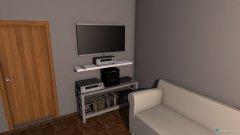 Raumgestaltung fernseher2 in der Kategorie Wohnzimmer