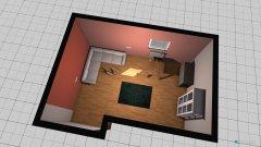 Raumgestaltung fertiker wpnzimmer in der Kategorie Wohnzimmer