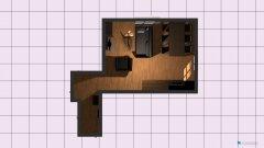 Raumgestaltung Fewo1 Wohnzimmer in der Kategorie Wohnzimmer