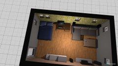Raumgestaltung filip  in der Kategorie Wohnzimmer