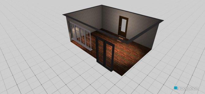 Raumgestaltung Final in der Kategorie Wohnzimmer