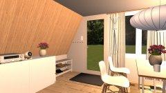 Raumgestaltung Finnhütte in der Kategorie Wohnzimmer