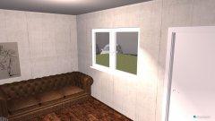 Raumgestaltung first room in der Kategorie Wohnzimmer