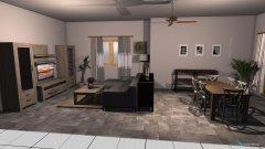 Raumgestaltung first try in der Kategorie Wohnzimmer