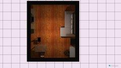 Raumgestaltung Fischhaus in der Kategorie Wohnzimmer
