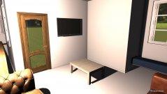 Raumgestaltung Fish Bay in der Kategorie Wohnzimmer
