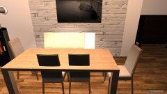 Raumgestaltung Flachau02 in der Kategorie Wohnzimmer
