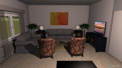 Raumgestaltung Flat Ahe in der Kategorie Wohnzimmer