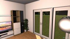 Raumgestaltung Fliestedten in der Kategorie Wohnzimmer