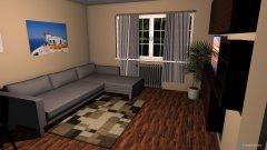 Raumgestaltung FLix_1185_2 in der Kategorie Wohnzimmer