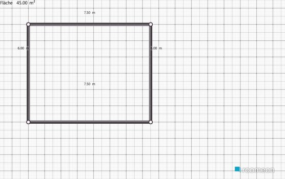 Raumgestaltung Floating Homes VI in der Kategorie Wohnzimmer
