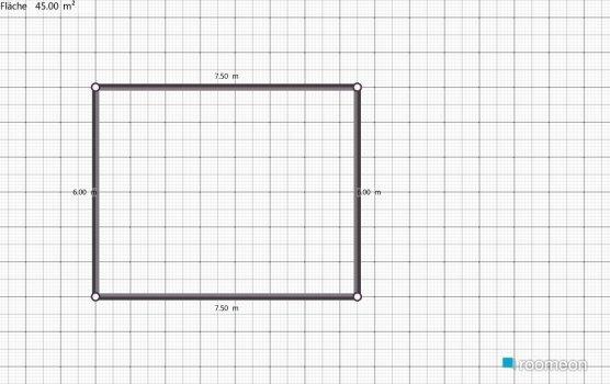 Raumgestaltung Floating Homes VIII in der Kategorie Wohnzimmer